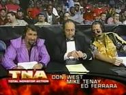 Don West, Mike Tenay, Ed Ferrara