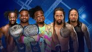 Hell in a Cell 2017 The New Day vs. The Usos