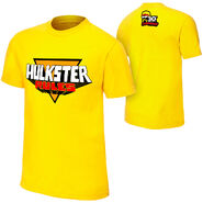 Hulk Hogan Hulkster Rules 30th T-Shirt