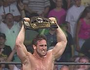 Ken Shamrock NWA World Champion