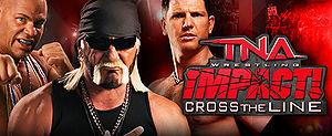 Tna Impact Cross The Line Pro Wrestling Fandom