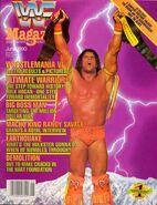 WWF Magazine June 1990