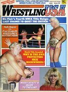 Wrestling USA - Spring 1987