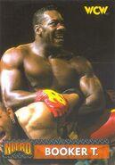 1999 WCW-nWo Nitro (Topps) Booker T 6