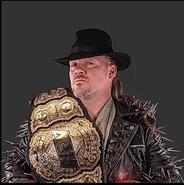 1 Chris Jericho AEW Champion