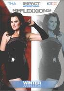 2012 TNA Impact Wrestling Reflexxions Trading Cards (Tristar) Winter 61
