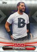 2019 WWE Raw Wrestling Cards (Topps) Curtis Axel 20