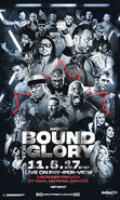 Bound for Glory 2017 poster