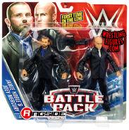 J & J Security - WWE Battle Packs 37