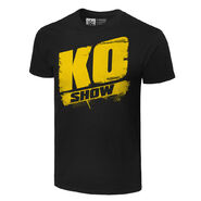 Kevin Owens KO Show Authentic T-Shirt