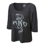 Randy Orton Recoiled Women's Raglan-Sleeve T-Shirt