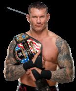 Randy Orton WWE US Champion