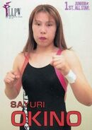 Sayuri Okino 2