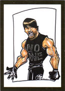 2013 TNA Impact Glory Wrestling Cards (Tristar) AJ Styles 104