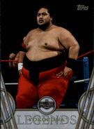 2018 Legends of WWE (Topps) Yokozuna 55