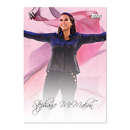 2019 WWE Mother's Day (Topps On-Demand) Stephanie McMahon 9