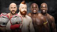 EC 2018 Tag Title Match