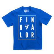 Finn Bálor Balor Blue Youth T-Shirt