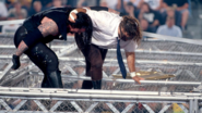 Mankind vs The Undertaker Hell in a Cell Match King of the Ring 1998 7