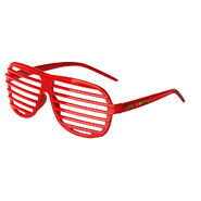 Sasha Banks Red Legit Boss Shades