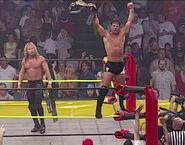 TNA Tag Team Champions Jerry Lynn AJ Styles