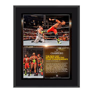 The New Day Night of Champions 2015 10.5 x 13 Photo Collage Plaque