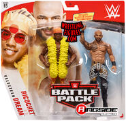 WWE Battle Packs 65 Ricochet & Velveteen Dream