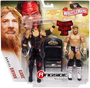 WWE Battle Packs WrestleMania 36 Daniel Bryan & Kane