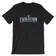 WWE Evolution 2018 Logo Unisex T-Shirt