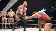 WWE World Tour 2016 - Aberdeen.2