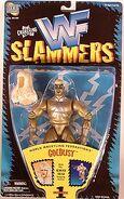 WWF Slammers 1 Goldust
