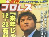 Weekly Pro Wrestling No. 1006
