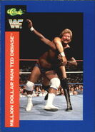 1991 WWF Classic Superstars Cards Ted DiBiase 110