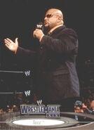 2003 WWE WrestleMania XIX (Fleer) Tazz 57