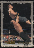 2004 WWE Chaos (Fleer) Chris Benoit 10