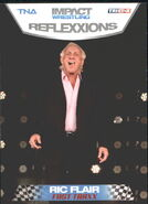 2012 TNA Impact Wrestling Reflexxions Trading Cards (Tristar) Ric Flair 74