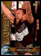 2017 Legends of WWE (Topps) Daniel Bryan 24