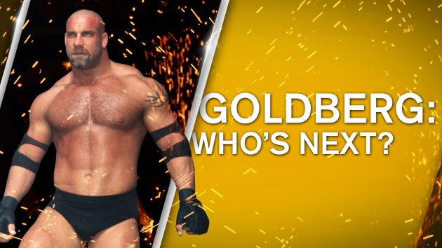 Image result for who's next? Goldberg