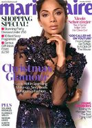 Marie Claire (UK) - December 2012
