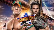 SS 15 John Cena v Seth Rollins