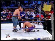 SmackDown 10-7-04 John Cena v Carlito-