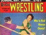 The Ring Wrestling - September 1966