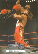 2003 WWE WrestleMania XIX (Fleer) Eddie Guerrero 25