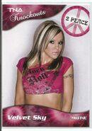 2009 TNA Knockouts (Tristar) Velvet Sky 30