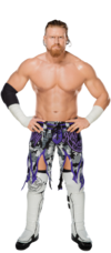 Buddy Murphy 2018 stat photo