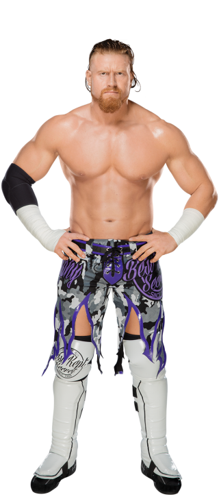 Buddy Murphy Pro Wrestling Fandom Powered By Wikia