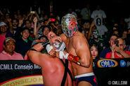 CMLL Domingos Arena Mexico (September 15, 2019) 13