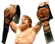 Daniel bryan tag team champion by nibble t-d8h1iql