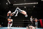 Estrella Executive Committee-Stardom-Tokyo Gurentai Produce Lucha Libre Estrella Fiesta 17
