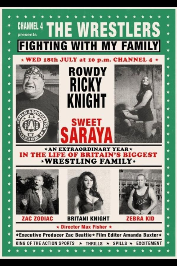 wrestling with my family cast
